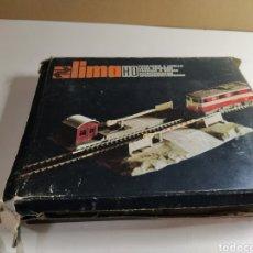 Trenes Escala: LIMA H0 PASO A NIVEL. Lote 197175680