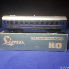 Trenes Escala: VAGON LIMA HO COMPAGNIE INTERNATIONATIONALE. Lote 197843920