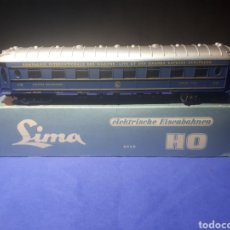 Trenes Escala: VAGON LIMA HO COMPAGNIA INTERNATIONALE. Lote 197844853