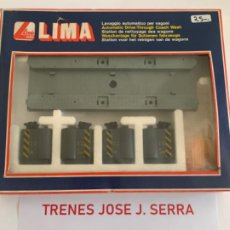 Trenes Escala: LIMA. HO. REF 60 0951 LAVADERO DE VAGONES. Lote 198098128
