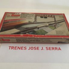 Trenes Escala: LIMA. HO. REF 025 PASO NIVEL AUTOMATICO CON DOS SEMAFOROS. Lote 198098526