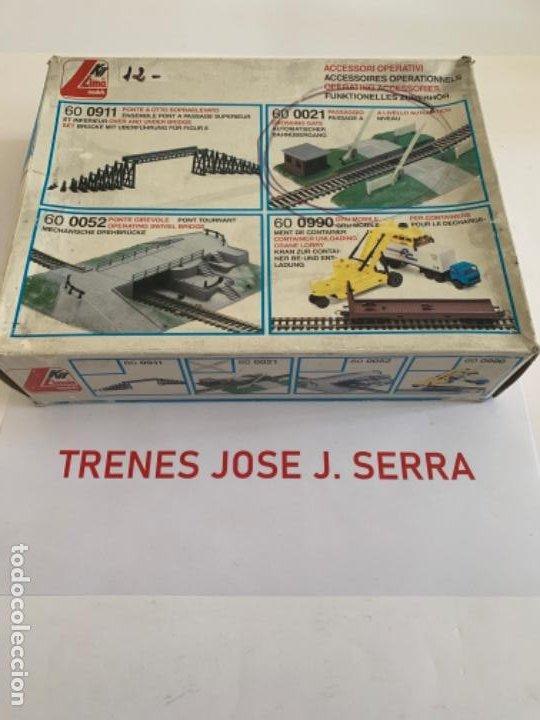 LIMA. HO. REF 021 PASO NIVEL (Juguetes - Trenes a Escala H0 - Lima H0)