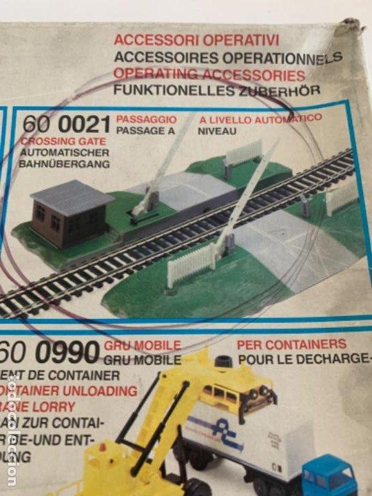 Trenes Escala: LIMA. HO. REF 021 PASO NIVEL - Foto 2 - 198100190
