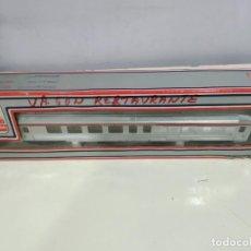 Trenes Escala: ANTIGUO VAGON LIMA H0 TRANS EXPRES. Lote 198890045