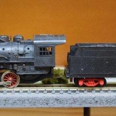 Trenes Escala: LIMA H0 LOCOMOTORA VAPOR 020 ALCO 1930, REFERENCIA 3006. . Lote 199840217