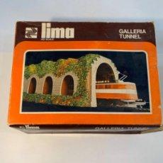 Trenes Escala: LIMA. HO. REF. 2080. TUNEL VIA UNICA. Lote 201201832