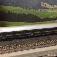 Trenes Escala: LIMA H0, COCHE DE CAMAS EXPRESO NOCTURNO. Lote 202412792