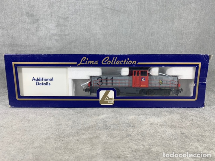 LOCOMOTORA DIÉSEL RENFE 311-001-2 - LIMA - REF: 208052 - (Juguetes - Trenes a Escala H0 - Lima H0)