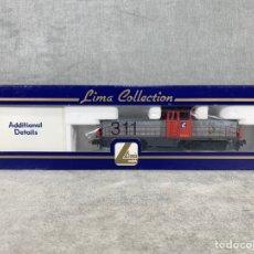 Trenes Escala: LOCOMOTORA DIÉSEL RENFE 311-001-2 - LIMA - REF: 208052 -. Lote 205117285