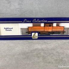 Trenes Escala: LOCOMOTORA DIÉSEL RENFE 311-001-2 - LIMA - REF: 208052 - H0 -. Lote 205118020