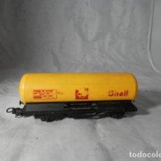 Trenes Escala: VAGÓN CISTERNA ESCALA HO DE LIMA. Lote 206574971