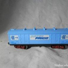 Comboios Escala: VAGÓN CERRADO ESCALA HO DE LIMA. Lote 207352022