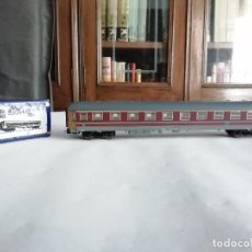 Trenes Escala: LIMA H0 309447 VAGÓN 1ª CLASE FS ITALIANO NUEVO. Lote 208280023