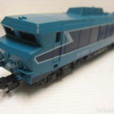 Trenes Escala: LOCOMOTORA LIMA DE LA SNCF C.C SIN PANTOGRAFO. Lote 209061035