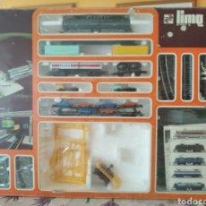 Comboios Escala: TREN LIMA PUENTE SOBREELEVADO. Lote 210179448