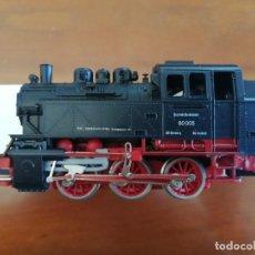 Trenes Escala: LOCOMOTORA LIMA Y DOS VAGONES. Lote 210554682