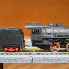 Trenes Escala: LIMA H0 LOCOMOTORA VAPOR 020 ALCO 1930, REFERENCIA 3006.. Lote 211476446