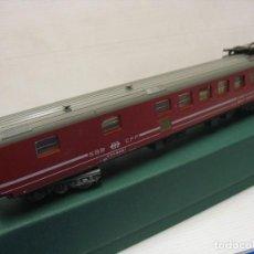 Trenes Escala: VAGON DE VIAJEROS DE LIMA. Lote 211931951