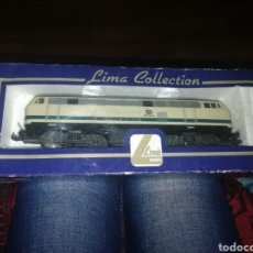 Trenes Escala: LOCOMOTORA LIMA H0. Lote 212059823