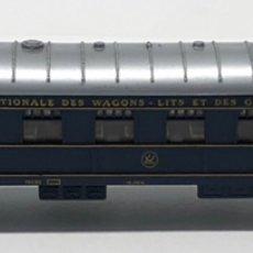 Trenes Escala: LIMA VAGÓN RESTARURANT WAGONS LITS. ESCALA H0. Lote 212597053