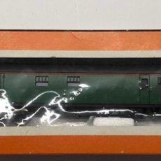 Trenes Escala: LIMA VAGÓN RESTAURANT VERDE REFERENCIA 9235. ESCALA H0. Lote 212599395