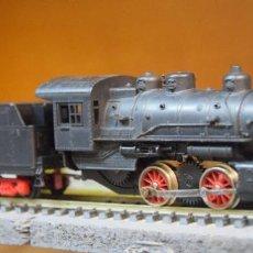 Trenes Escala: LIMA H0 LOCOMOTORA VAPOR 020 ALCO 1930, REFERENCIA 3006.. Lote 213166720