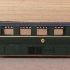 Trenes Escala: LOCOMOTORA LIMA EN H0, SIN FUNCIÓN, 26 CM DE LARGO, ENVIO 4,80 EUROS. Lote 222295506