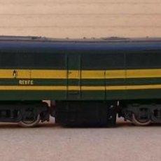 Trenes Escala: LOCOMOTORA LIMA EN H0, SIN FUNCIÓN, 20 CM DE LARGO, ENVIO 4,80 EUROS. Lote 213322555