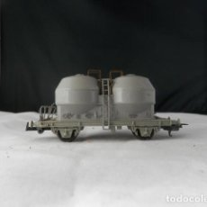 Trenes Escala: VAGÓN SILO ESCALA HO DE LIMA. Lote 214519425
