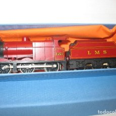 Trenes Escala: LOCOMOTORA LIMA DE LA LMS HO. Lote 214760213