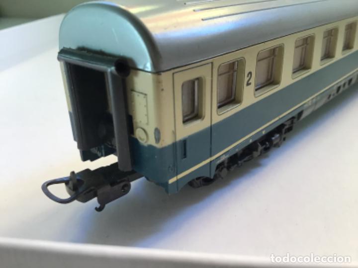 Trenes Escala: Lima H0. Vagon pasajeros de primera y segunda clase de la DB. - Foto 3 - 214944570