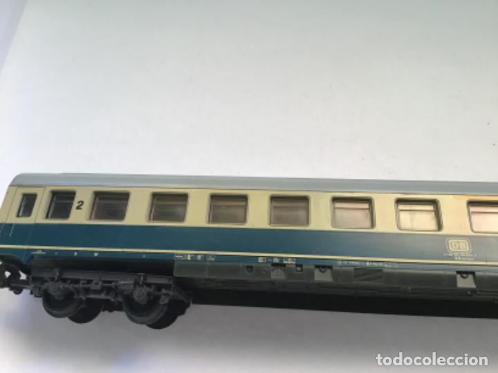 Trenes Escala: Lima H0. Vagon pasajeros de primera y segunda clase de la DB. - Foto 4 - 214944570
