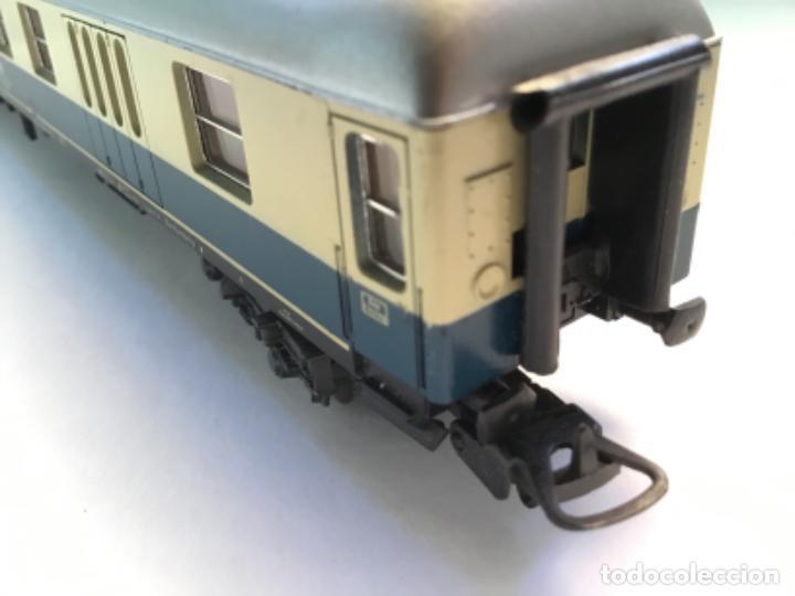 Trenes Escala: Lima H0. Vagon de pasajeros de segunda clase de la DB. Muy bonito. - Foto 2 - 214944696