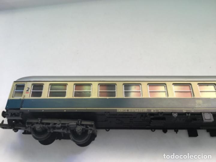Trenes Escala: Lima H0. Vagon de pasajeros de segunda clase de la DB. Muy bonito. - Foto 6 - 214944696