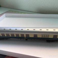 Trenes Escala: LIMA H0. VAGON DE PASAJEROS DE SEGUNDA CLASE DE LA DB. MUY BONITO.. Lote 214944696