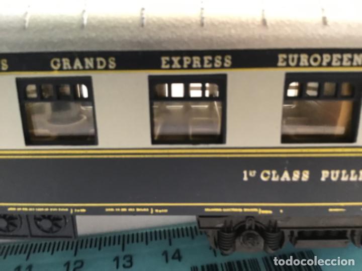 Trenes Escala: Lima H0. Vagón pasajeros primera clase pullman. Precioso, buen estado. - Foto 4 - 214945336