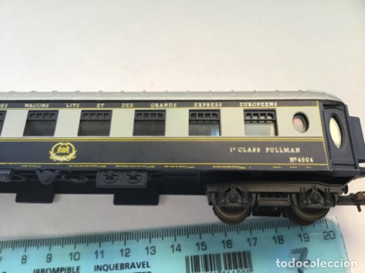 Trenes Escala: Lima H0. Vagón pasajeros primera clase pullman. Precioso, buen estado. - Foto 5 - 214945336