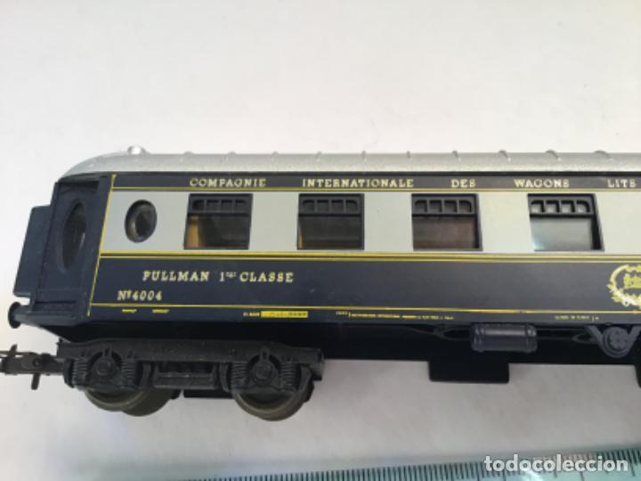 Trenes Escala: Lima H0. Vagón pasajeros primera clase pullman. Precioso, buen estado. - Foto 6 - 214945336