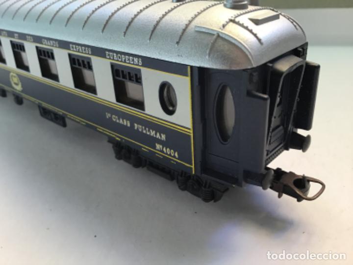 Trenes Escala: Lima H0. Vagón pasajeros primera clase pullman. Precioso, buen estado. - Foto 7 - 214945336