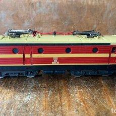 Trenes Escala: LIMA ITALY LOCOMOTORA ELECTRICA 1043.01 DE LA OBB - HO H0. Lote 217612343