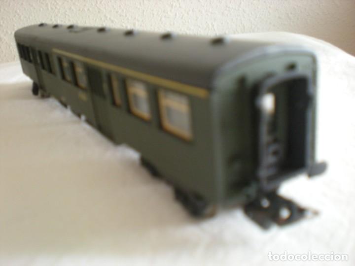 Trenes Escala: Lote # 2 Vagones Viajeros Tren Eléctrico Lima HO & Micro Model N (1964) - Foto 4 - 217820567