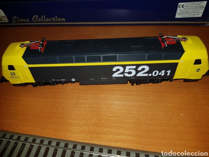 Trenes Escala: LIMA HO L208623 LOCOMOTORA RENFE 252 DIGITAL - Foto 2 - 218933770