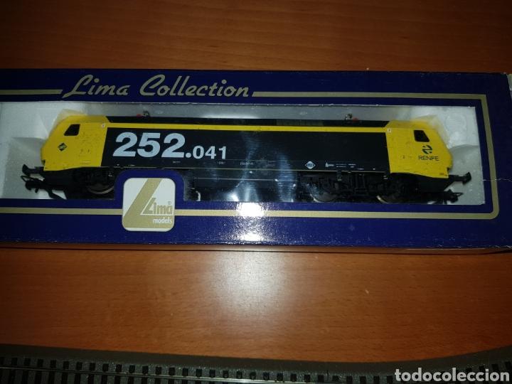 Trenes Escala: LIMA HO L208623 LOCOMOTORA RENFE 252 DIGITAL - Foto 6 - 218933770