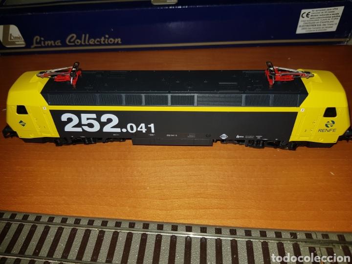 Trenes Escala: LIMA HO L208623 LOCOMOTORA RENFE 252 DIGITAL - Foto 9 - 218933770