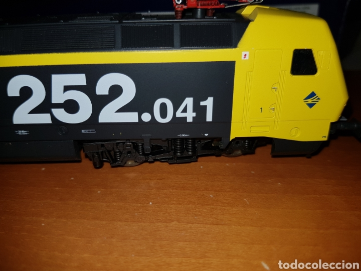 LIMA HO L208623 LOCOMOTORA RENFE 252 DIGITAL (Juguetes - Trenes a Escala H0 - Lima H0)