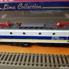 Treni in Scala: LIMA HO 208051 LOCOMOTORA 276 RENFE DIGITAL. Lote 219294668