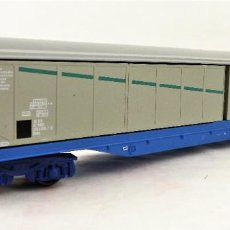 Trenes Escala: LIMA H0 VAGÓN CARGA FRET DE LA SNCF. Lote 219883267