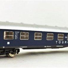 Trenes Escala: LIMA H0 COCHE DE LA DB TOUROPA. Lote 219883980