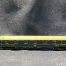 Treni in Scala: VAGON PASAJEROS SCHLAFWAGEN INTERNATIONALE SOVEVOGN LIMA ITALY ESCALA H0 5,5X28CMS. Lote 220987648