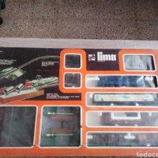 Trenes Escala: TREN DE INICIO LIMA ESCALA HO AÑOS 80.. Lote 221485075